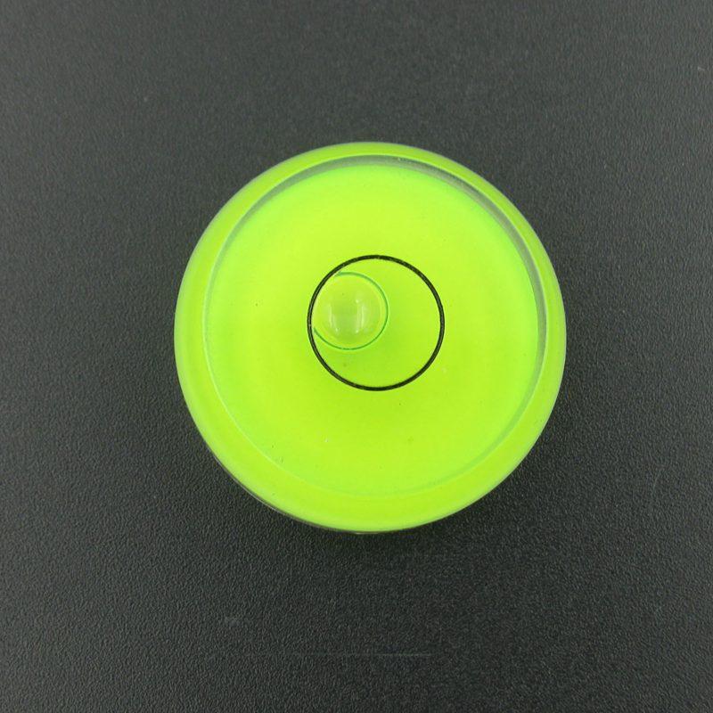 HACCURY Diameter 30mm Height 11mm Precision spirit level Bubble level Circular Bullseye Level font b measurement