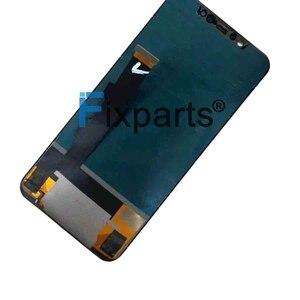 Image 4 - شاشة LCD لشاومي Mi 8 Mi8 شاشة LCD 6.21 TFT لشاومي Mi 8 lcd تعمل باللمس محول الأرقام شاشة LCD الجمعية اختبارها