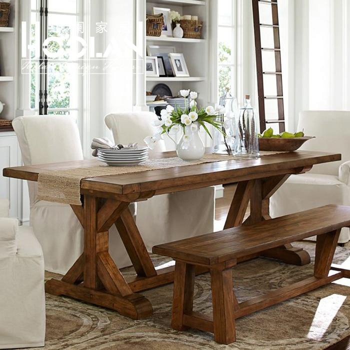 Sofas rusticos de madera antiguos interesting mesa - Muebles de madera antiguos ...