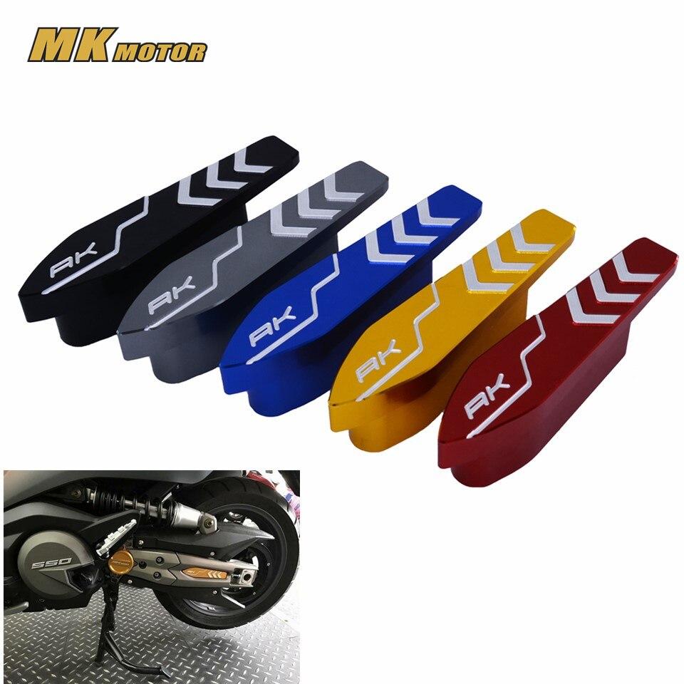 Мотоцикл для kymco AK550 АК 550 2017-2018 CNC Алюминиевый рукоятки коромысла, крышка блока цилиндров крышка