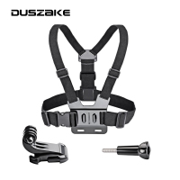 Action Camera Chesty Strap For Xiaomi Yi SJCAM SJ4000 Chest Mount Harness For Go Pro Hero
