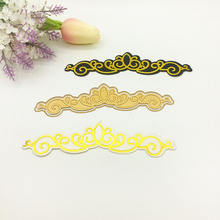 Julyarts Lace Flower Hot Foil Plate Metal Cutting Die For Scrapbooking Stencils Stamping Photo Album Card Cut Craft Dies