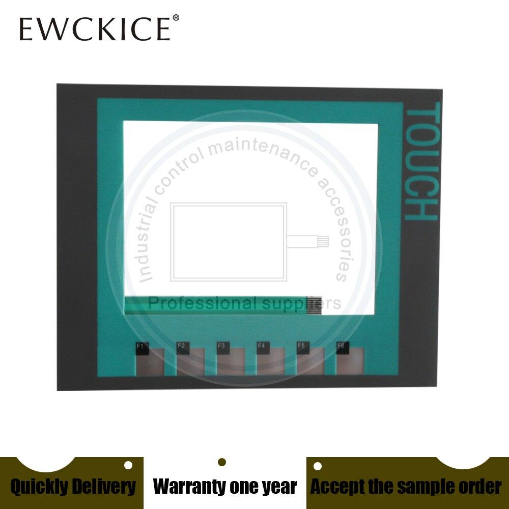 NEW 6AV6647-0AC11-3AX0 KTP600 6AV6 647-0AC11-3AX0 HMI PLC Membrane Switch Keypad Keyboard