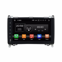 4GB RAM Octa Core 9 Android 8.0 Car Audio DVD Player for Mercedes Benz B200 W169 W245 Viano Vito With Radio GPS WIFI BT TV USB