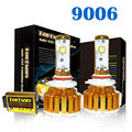 Taitian LED Headlight Bulbs Kit 9006 HB4 60w 7,200Lm 6K Cool White - 2 Yr Warranty Fog DRL Replace Light Source Driving Bulbs