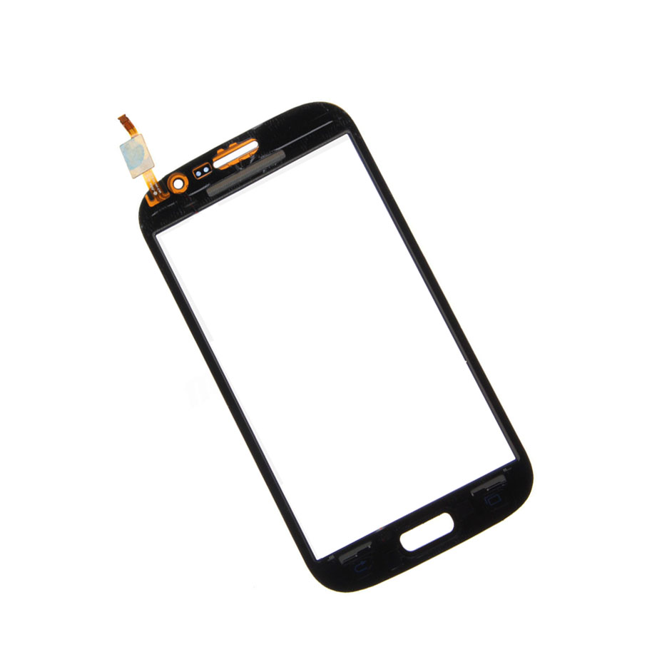 Para Samsung Galaxy Grand Duos Gt I9082 I9080 Y Neo I9060 I9062 Plus Tempered Glass Black White For 9060 9062 Digitizer Touch Screen Panel Sensor Replacement