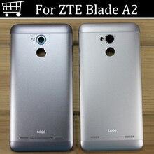 5.0 дюймов 100% Оригинал для ZTE Blade A2 BV0720 Полный Крышка Батарейного Отсека Задняя Крышка Дверь Дело Жилищного Бесплатная Доставка