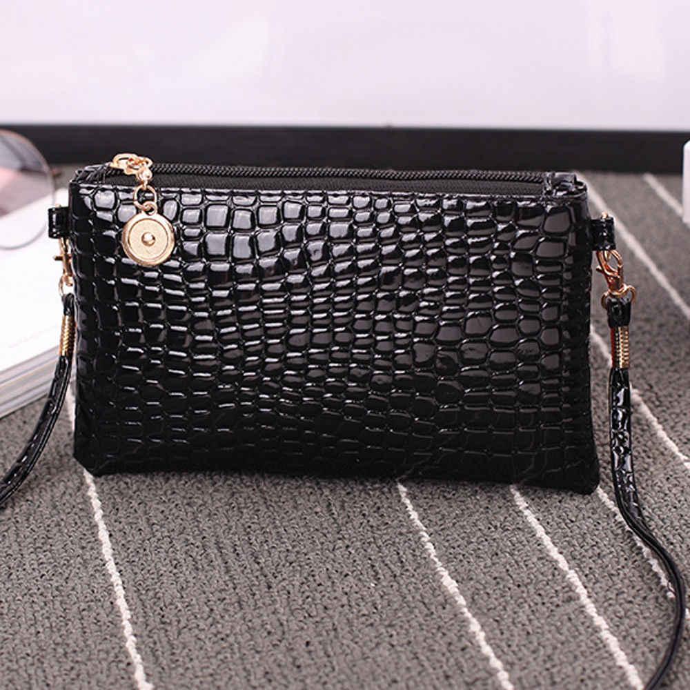 Mode femmes sac en cuir Messenger sac à bandoulière fourre-tout sac à main Messenger sac à bandoulière de haute qualité