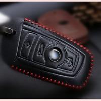 2017 NEW CAR Genuine leather KEY BAG FOR BMW X1 X3 X4 X5 X6 1 3 5 7 series F25 F26 F34 F07 F80 F82 M3 M4 F03 F04 F02 accessories|for bmw|new car|bag bmw -