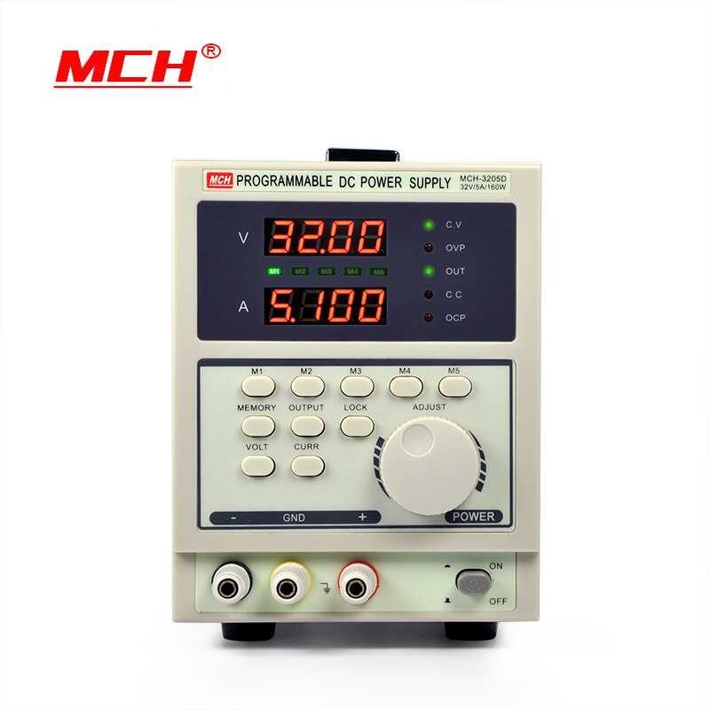 MCH-3205D 4-digit display linear DC power supply adjustable DC power supply repair Laboratory power supply MCH 3205D 100 pcs ld 3361ag 3 digit 0 36 green 7 segment led display common cathode