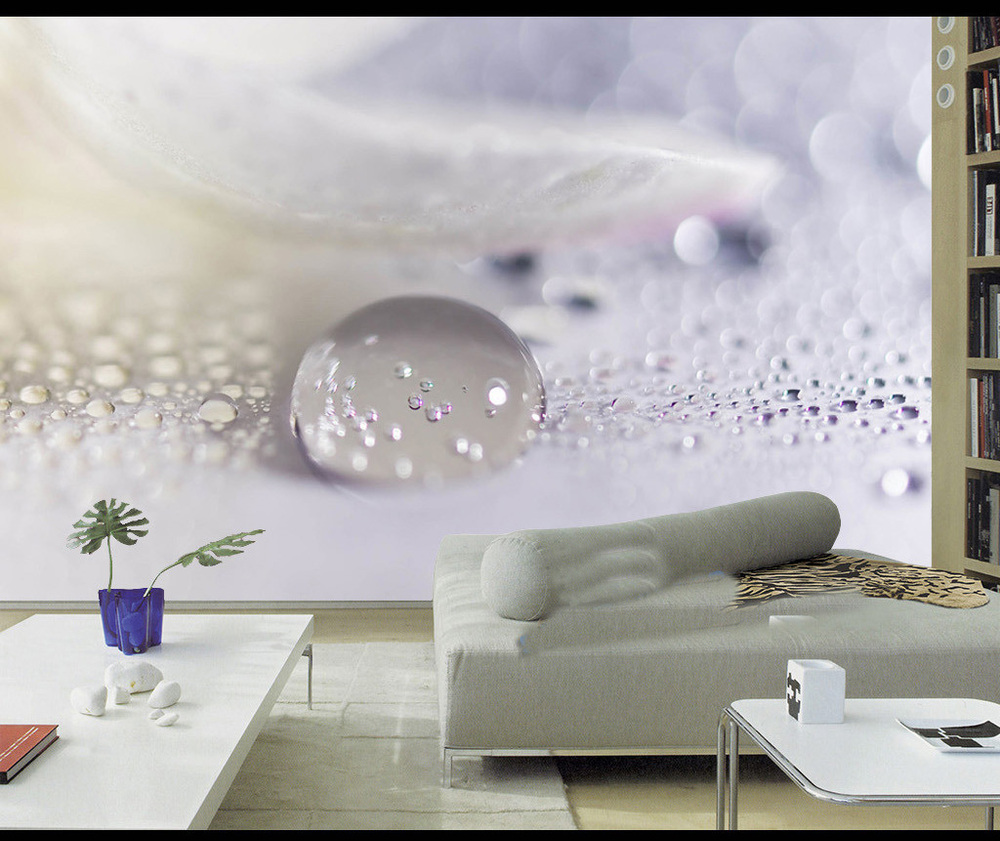 Online kopen wholesale water drop behang uit china water drop ...