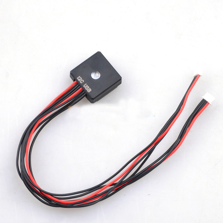I2C módulo LED para pixhawk px4 con extensión USB externa función indicadores LED a todo color con Conchas