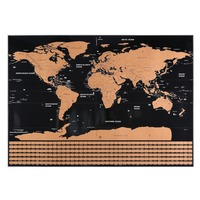 Deluxe-Scratch-Edition-World-Map-Wall-Stickers-575×815-cm-3