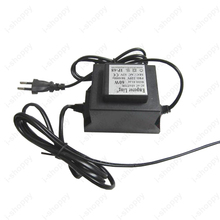 AC 12V / AC 24V 60W Driver Power Supply AC to AC Adapter Transformer for LED RGB Lights Waterproof IP65