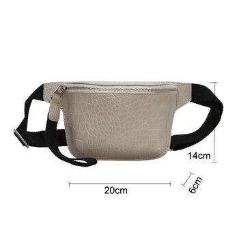 SWDF Сrocodile Belt Bag  3