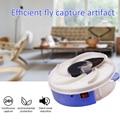 Электрическая эффективная USB ловушка для летучих мышей автоматические ловушки для насекомых борьба с вредителями ловушка для летающих ком...