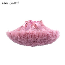 Модная Новогодняя кружевная юбка-пачка; юбки для дня рождения; детские юбки для танцев; детская одежда для маленьких девочек; юбка