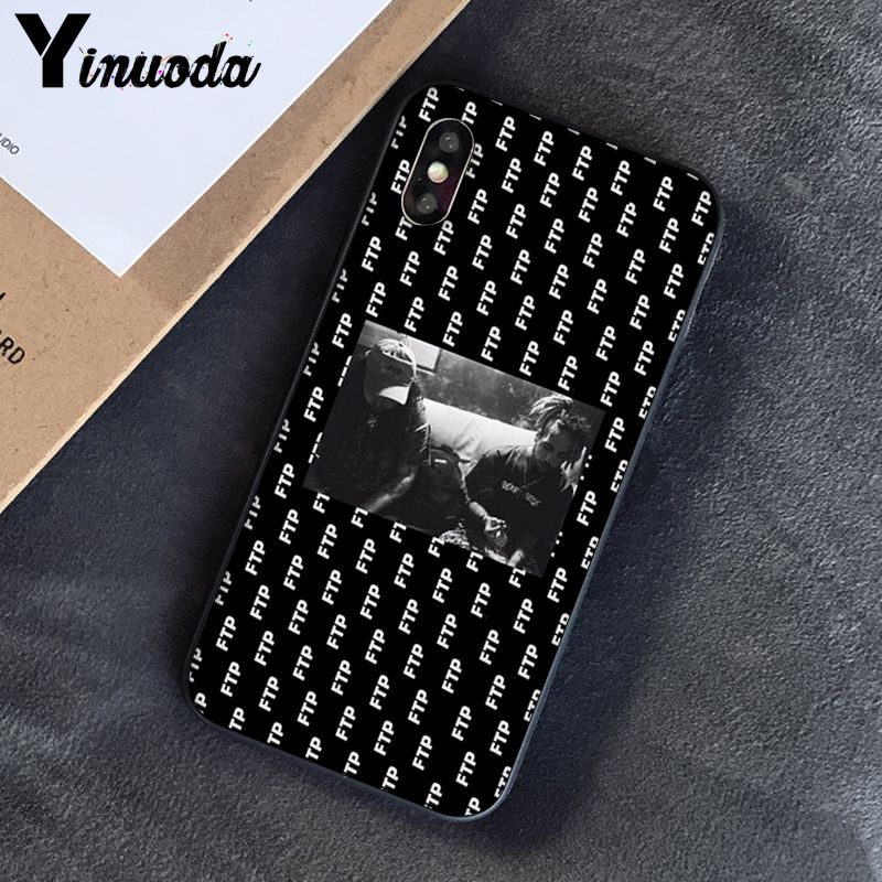 Yinuoda Suicideboys Ftp G59 Customer High Quality Phone Case For Iphone 6s 6plus 7 7plus 8 8plus X Xs Max 5 5s Xr