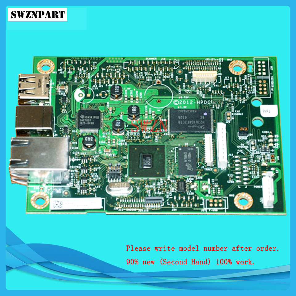 FORMATTER PCA ASSY Formatter Board logic Main Board MainBoard mother board for HP M402n M402Dn M402dw 402n 402Dn dw C5F93-60001 ce670 60001 formatter board for hp p1102w 1102w formatter pca assy logic main board mainboard mother board