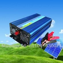 1500 Вт Чистая Синусоидальная волна DC 24 В в AC 110 В 60HZPower инвертор
