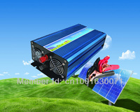 Sinusoidal Pura 1500W Pure Sine Wave DC 12V To AC 220 V Power Inverter Fast Shipping
