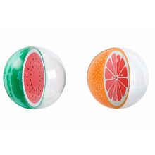 3D надувной бассейн, арбуз, оранжевый, пляжные, вечерние, летние, водные шары, пляжный, спортивный мяч