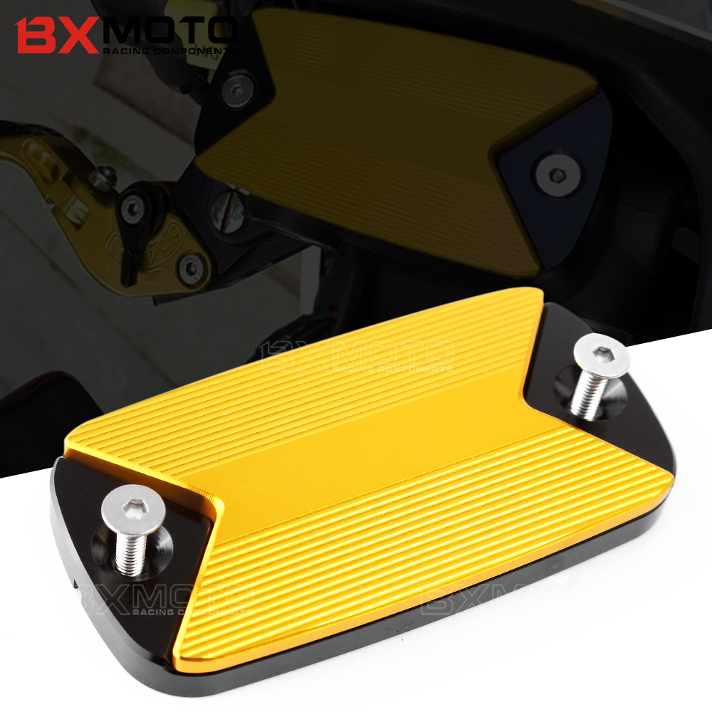 Brake Clutch Master Cylinder Fluid Reservoir Cover Oil Cap Motorcycle For KYMCO XCITING 250 300 350 400 500 400S DOWNTOWN 200 fx cnc motorcycles folding extendable brake clutch levers aluminum for kymco downtown 125 200 300 350 xciting 250 300 500 400