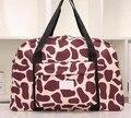 2017 Caliente Impermeable de Los Hombres/de Las Mujeres de equipaje bolsa de viaje bolso de mano Bolsos de hombro de nylon ocasional bolsa viagem
