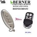 Para BERNER BHS153 duplicador control remoto 868,3 transmisor