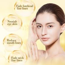 120pcs 24K Gold Eye Mask Gel Eye Patches for the Skin Around the Eyes Care Sleep Masks Anti Dark Circle Anti-Puffiness Cream
