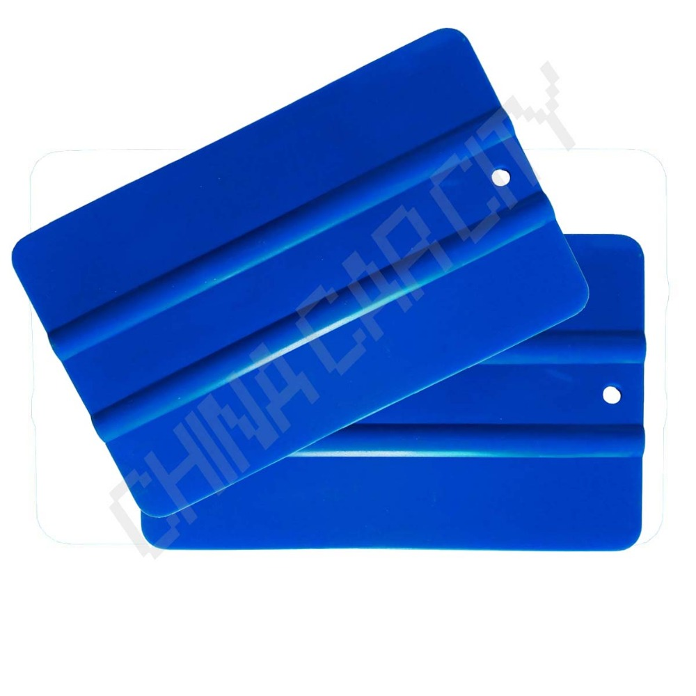 2pcs-hang-up-squeegee-car-film-tool-vinyl-blue-plastic-scraper-soft-pp-material-window-glass-decal-f
