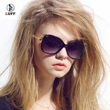 New fashion sunglasses women brand designer 2017 Mirror sun glasses for women glasses frame eyeglasses goggle 127