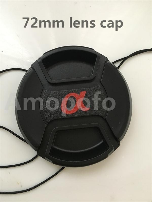 Nowość w sprzedaży dla obiektywu Sony AF 72 mm, zatrzasku na - Aparat i zdjęcie