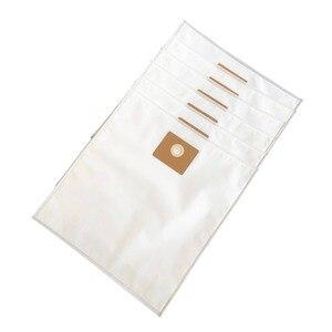 Image 1 - Cleanfairy 6Pcsถุงสูญญากาศใช้งานร่วมกับNILFISK MULTI II 30/22 30Lกรองขนแกะกระเป๋าสำหรับส่วน #107417195