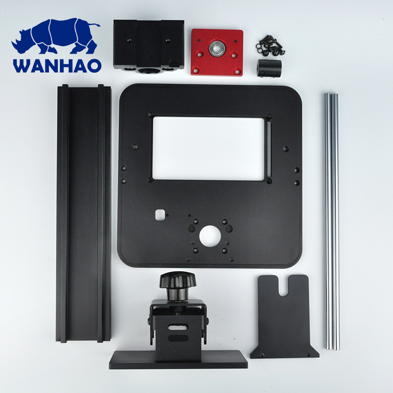 Upgrading Kit V1.4 To V1.5 WANHAO D7 3D printer DLP/LCD wanhao granding metal duplicator 4s wanhao d4s 3d printer double extruder with free filaments memory card usb cable