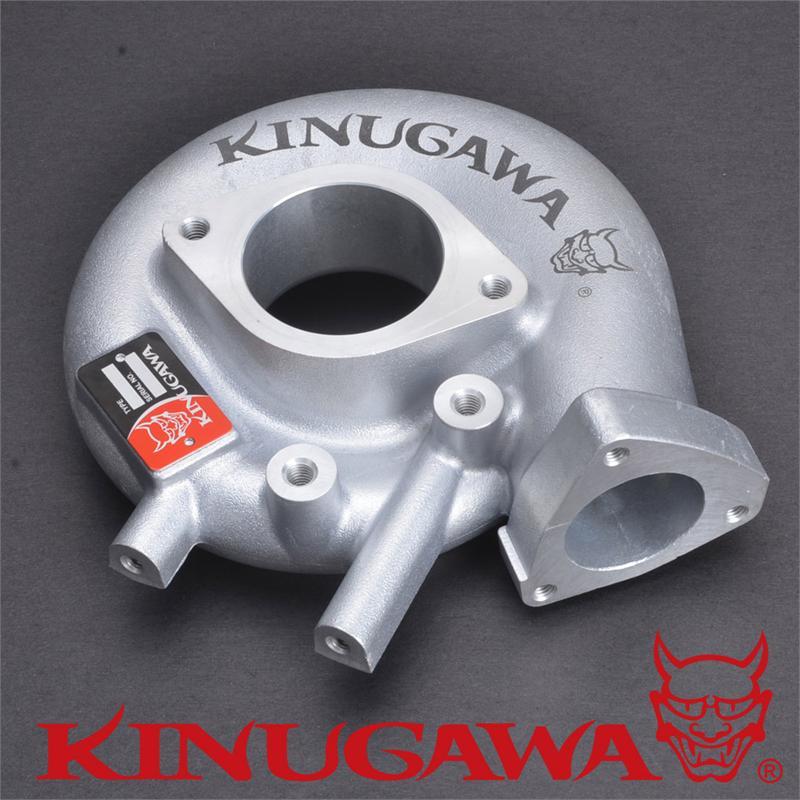 Kinugawa Turbo Compressor Housing for Nissan SR20DET S14 S15 TD05H / TD06 for Garrett 60 1