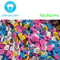 50pcs/bag Molar Shaped Tooth Rubber Erasers Dentist Dental Clinic School Great Gift