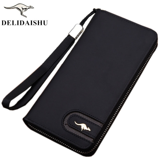 Kangaroo Tall Wallet
