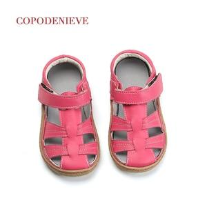 Image 4 - Copodenive sandales pour filles, chaussures de marque stylées pour enfants