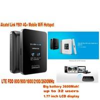Alcatel ссылка Y901 4 г + Точка Мобильный Wi Fi