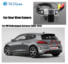 YESSUN  Car Rear View Camera Reversing Camera For VW Volkswagen Scirocco 2008~2013 HD CCD+ Backup Parking Camera