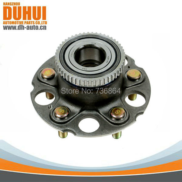 Rear wheel hub bearing fit for Honda odyssey Isuzu Oasis 512180 42200S0XA50 42200S0XA51 42200S0XA52 42200SOXA50 42200SOXA51 oasis красный 1233 50