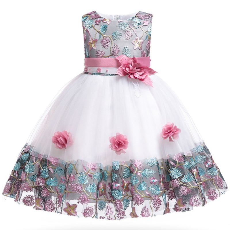 e3f90e9aa top 10 most popular princess lace flower dresses clothes list and ...