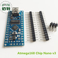 Nano V3 ATmega168, CH340, mini USB, Compatible for Arduino Nano V3.0