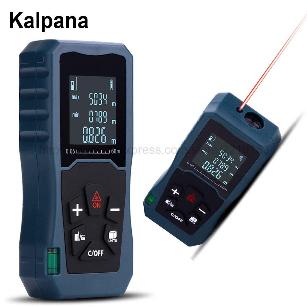 Laser Distance Meter 131ft(40m)/196ft (60m)/262ft (80m)/328ft(100m) Infrared Laser Rangefinders Optical Tool Electronic Ruler