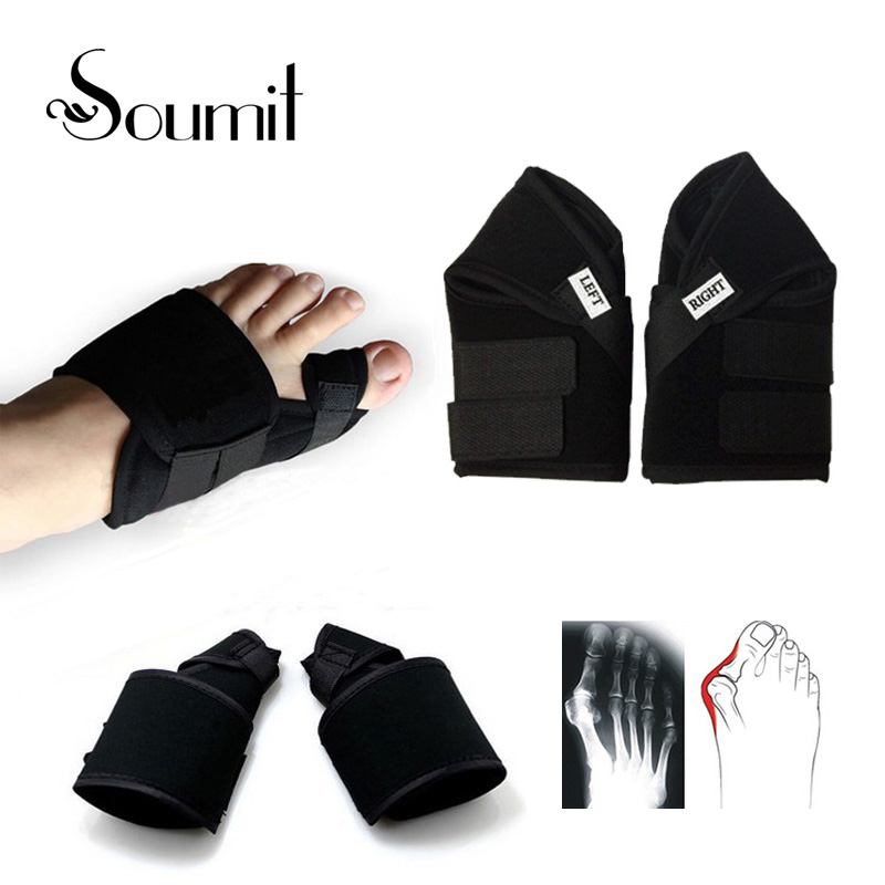 Soumit Big Toe Bunion Valgus Correction Insoles Hallux Bunion Correction Insole Pain Relief relief the pain shoes pads 1pair free size toe straightener big toe spreader correction of hallux valgus pro toe corrector orthopedic foot pain relief