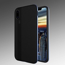 MOFi Soft Silicone Back and PC Frame Case for iphone X/Xs