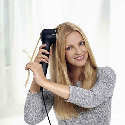 Новый высокое качество бренд керамика волна Уход за волосами Инструменты для укладки волос Авто бигуди Magic щипцы завивки