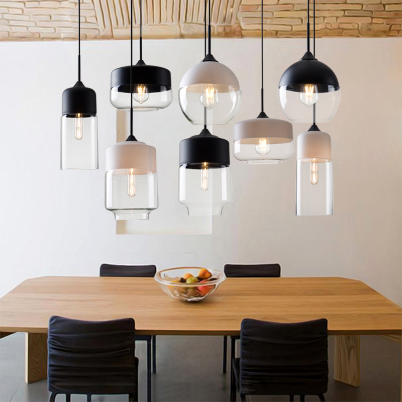 Livewin Modern Pendant Light Led Lamp wood glass lamp shade Dining Room Hang Fixtures Kitchen Lighting Lustre Avize Luminaire fumat parrots shape chandelier european vintage glass shade light dining room hanging lamp pendientes lustre light fixtures