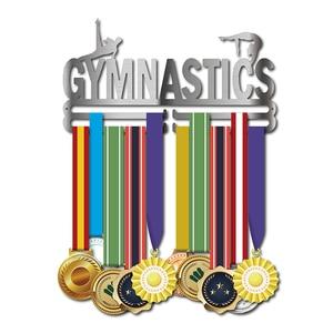 Image 1 - Вешалка для медалей для гимнастики, вешалка для спортивных медалей, держатель для медалей из нержавеющей стали